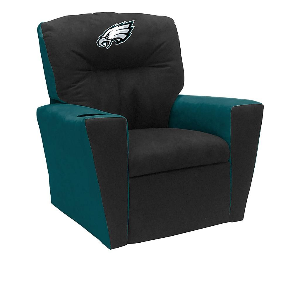 Astonishing Officially Licensed Nfl Kids Recliner Vikings 8395606 Gmtry Best Dining Table And Chair Ideas Images Gmtryco