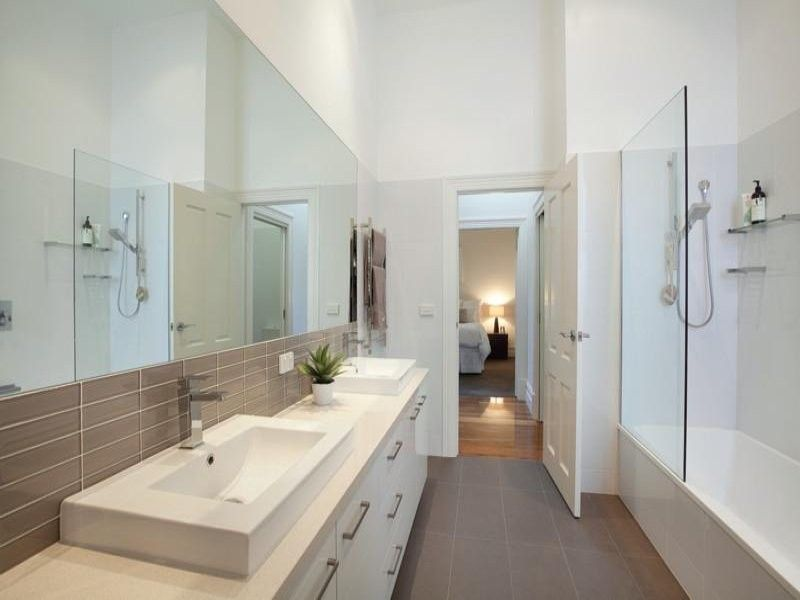 Microtopping Bagno ~ Best bagno stretto e lungo images bathroom ideas