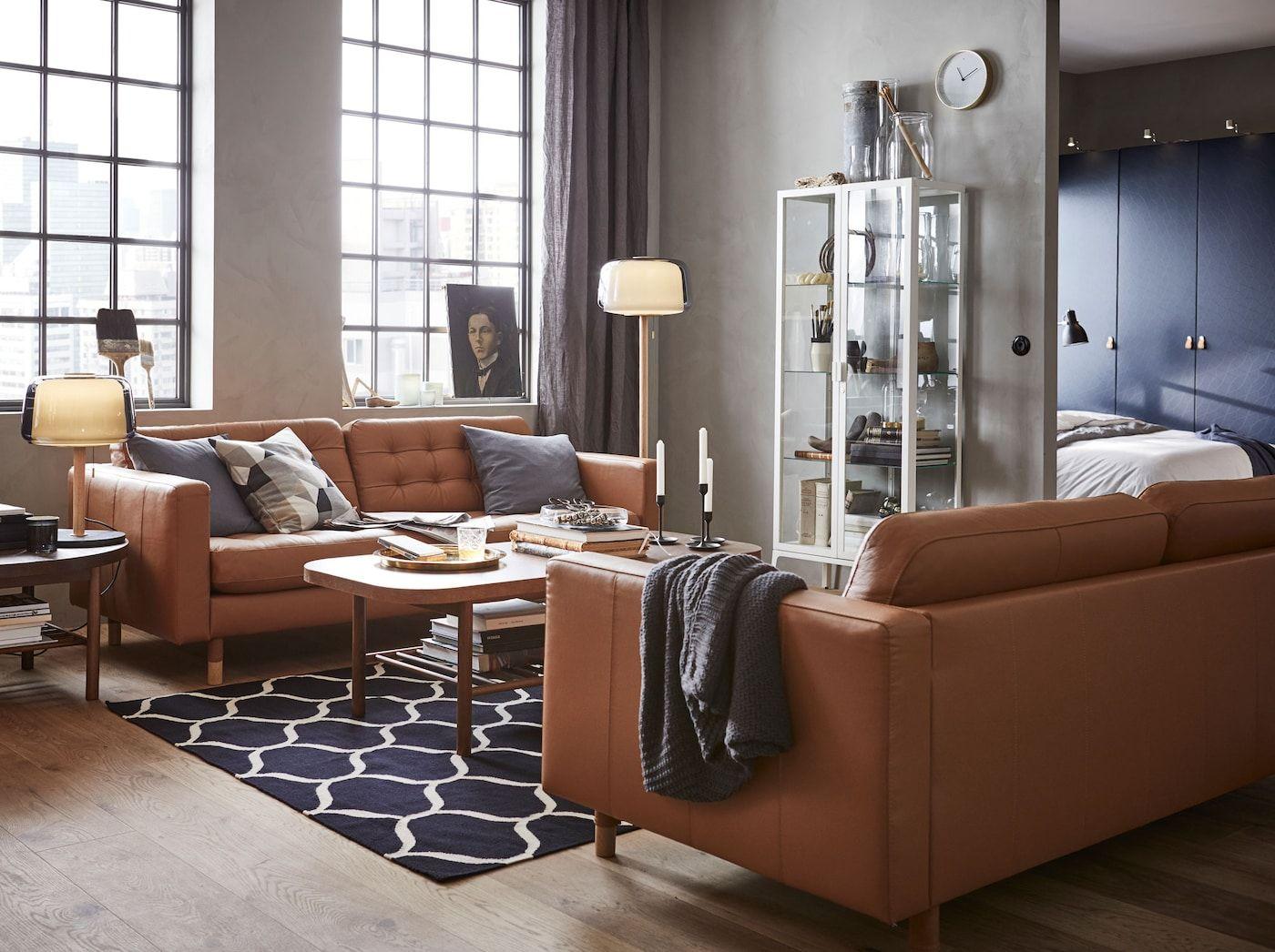 de la place et du temps pour soi  ikea living room
