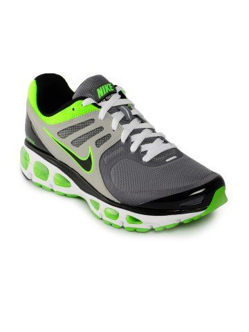 Nike Men Air Max Tailwind Grey Sports Shoes @ Myntra.com