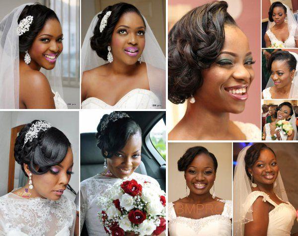 wedding hairstyles black women