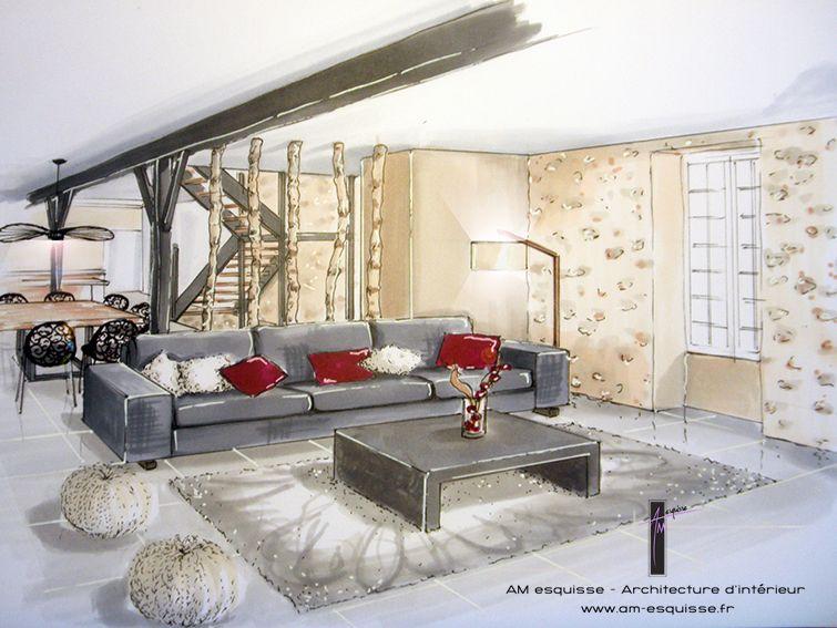 Rsultat De Recherche DImages Pour Esquisse Architecture D