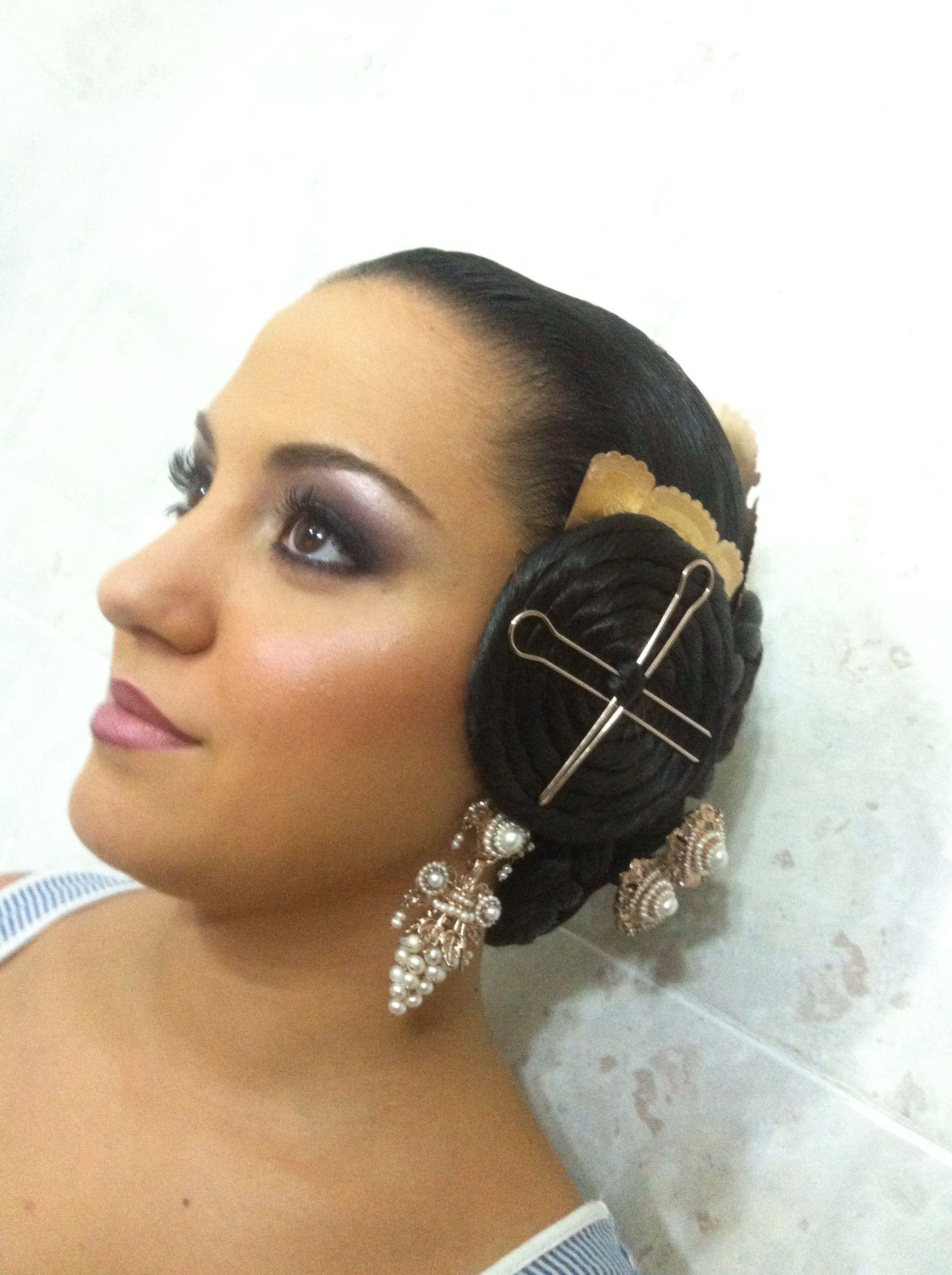 Super dulce peinados de fallera Galería De Consejos De Color De Pelo - Maquillaje y peinado de fallera | Maquillaje, Peinados