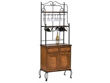Shop For Stein World Iron Bakers Wine Rack 22210 And Other