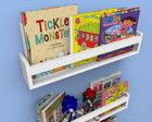 Prateleira Livros Infantil 60cm Kit c/ 2