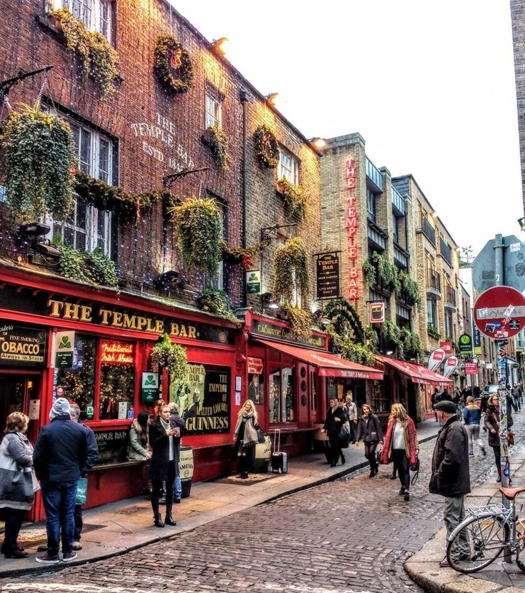 Dublin sightseeing – 15 special places to visit in Dublin