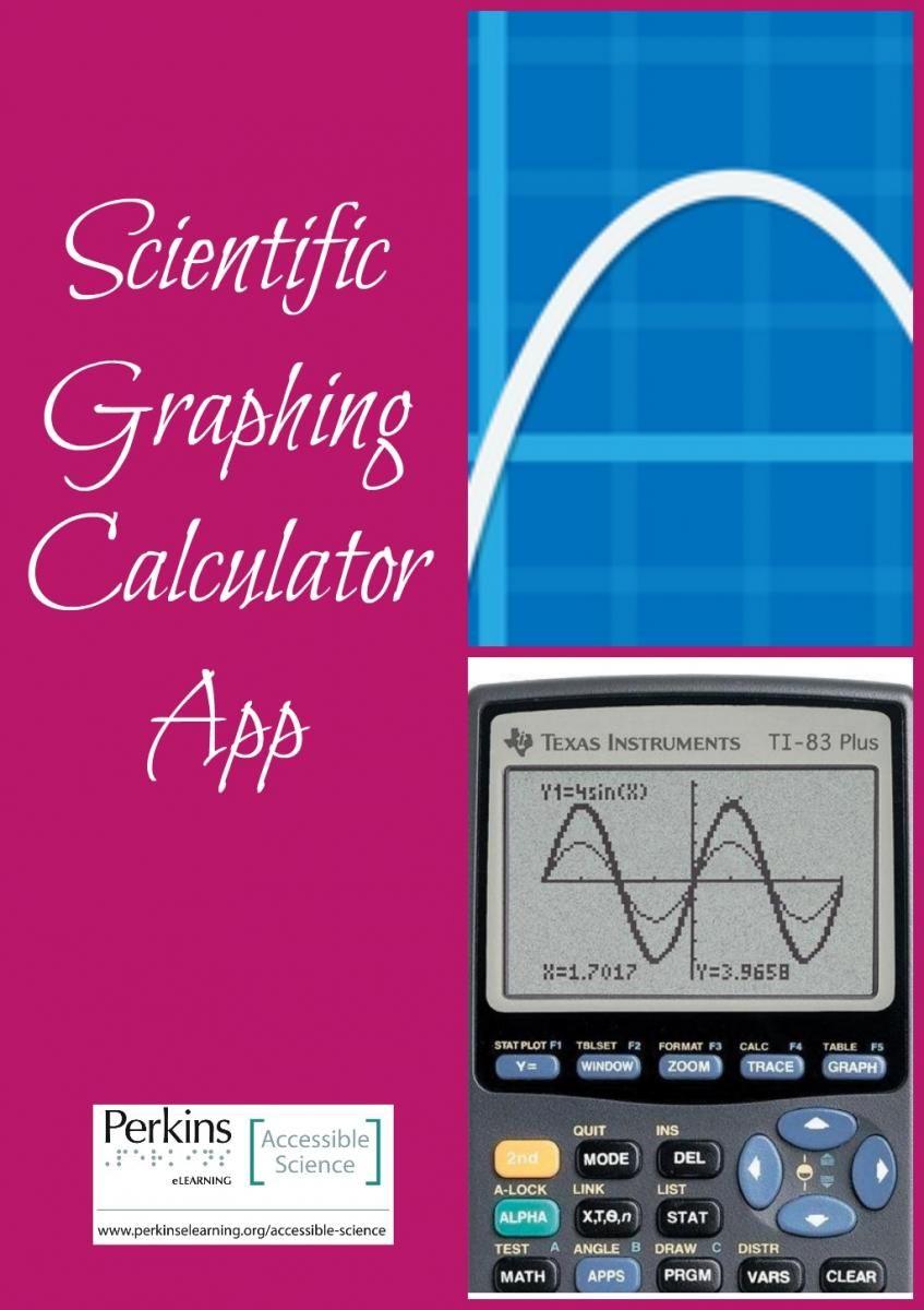 Scientific Graphing Calculator App App, Calculator