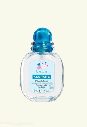 Agua De Colonia Klorane Bebe Perfumes Para Bebes Agua De Colonia Perfume Meninas