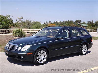 2008 Mercedes Benz E Class E350 4matic Wagon With Images Benz