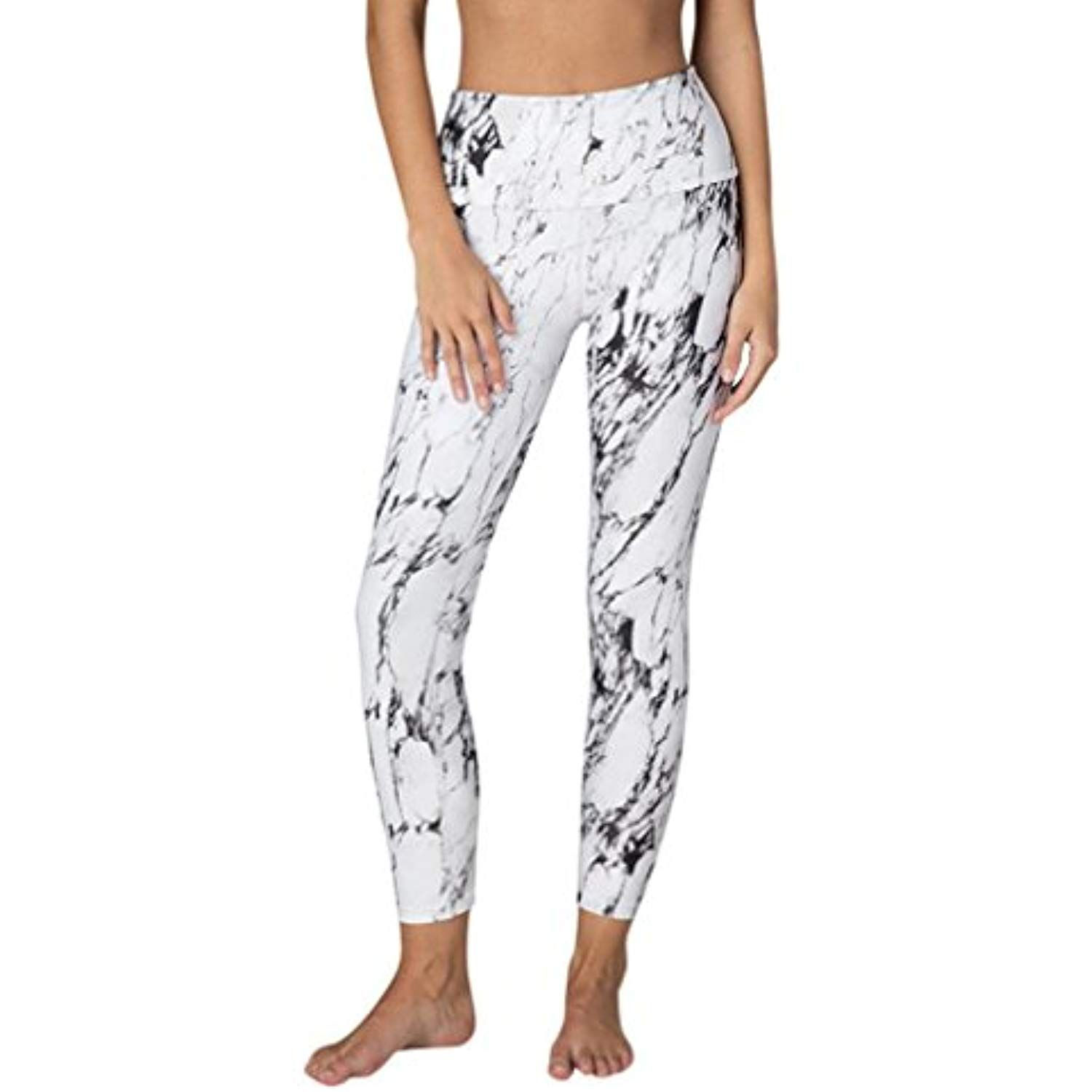 1966db137e1ff OCASHI Women Printed Leggings Sports Gym Yoga Workout High Waist Running  Pants Fitness Tights Elastic >>> Find out more about the great product at  the image ...