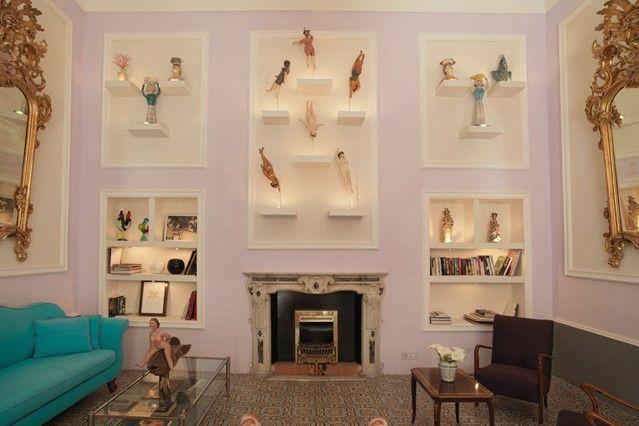 Shelves | Shelves, Living rooms and Walls