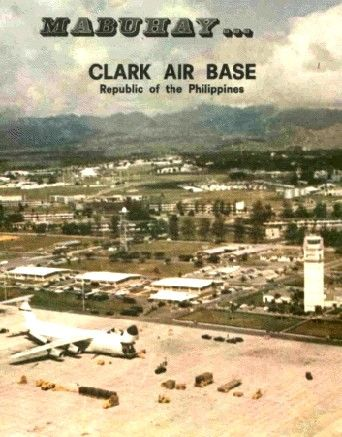 CLARK AIR BASE it's been great looking thru all the pictures and