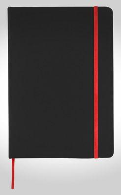 Blacknote A5 Thumbnail Note Pad Promotional Gifts Gaming Logos