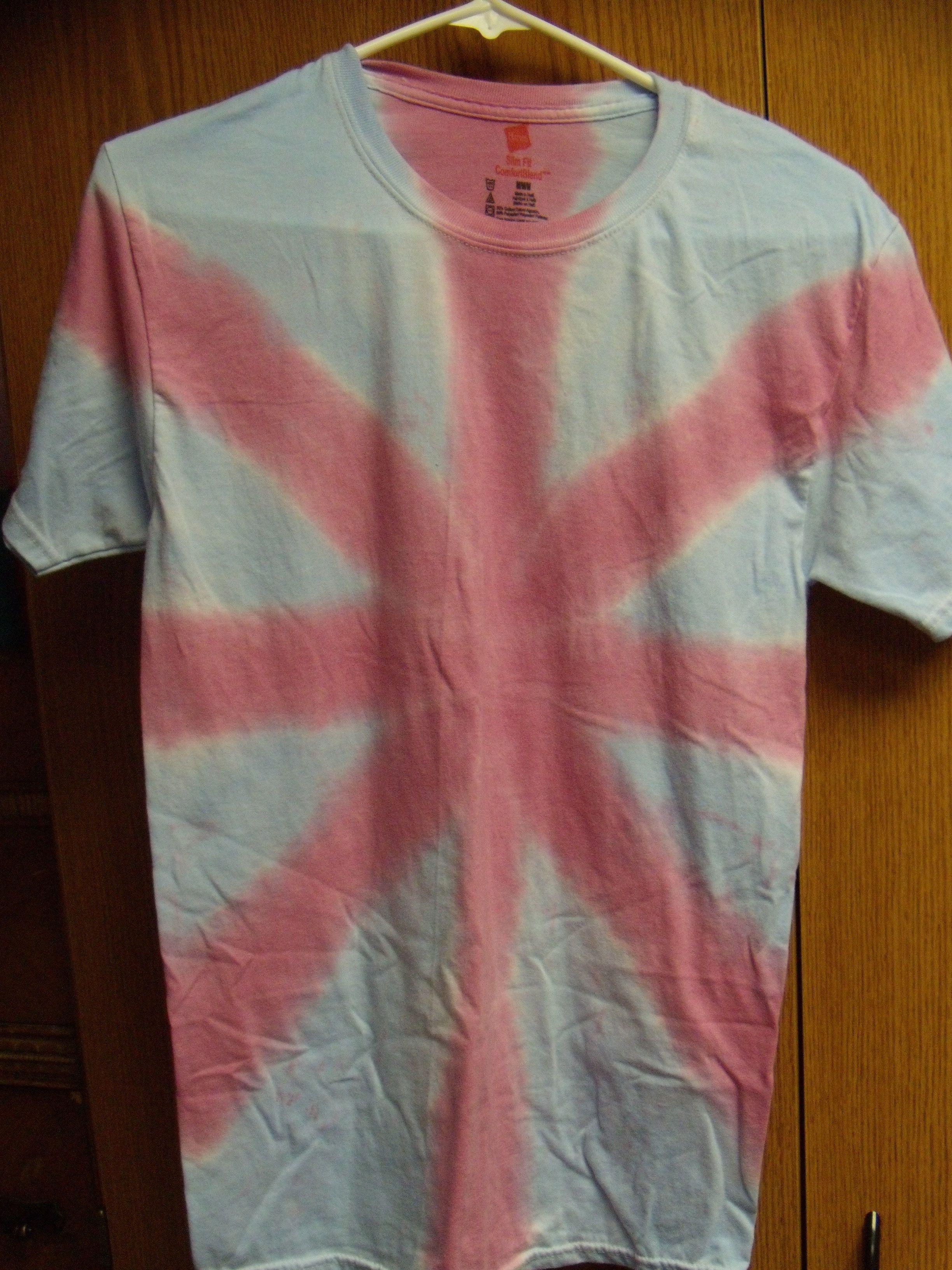 Another tiedyed union jack flag british flag tshirt i