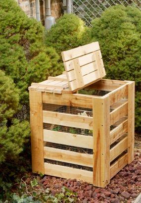Photo of Comment fabriquer son composteur en bois en 7 étapes