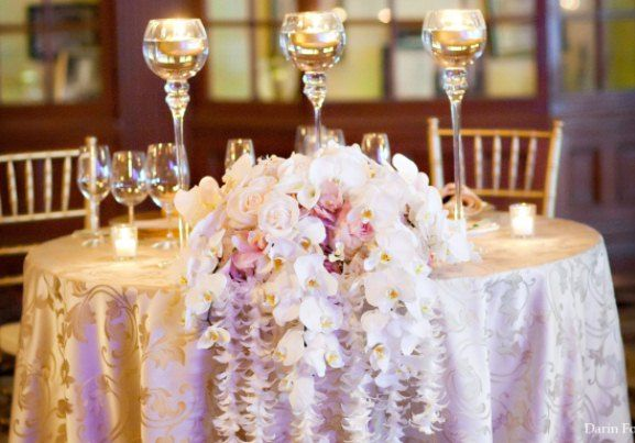 Exceptionnel Sweetheart Table Decoration | Weddings Romantique
