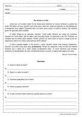 Resultado de imagem para atividades de revisão de portugues 4º ano acessaber gramática 3º bimestre