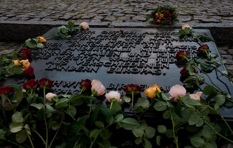German language plaque.