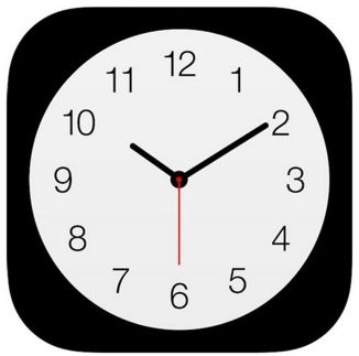 How To Name Your Alarms In The Clock App In Ios Mactrast Iphone Clock Clock App Icon