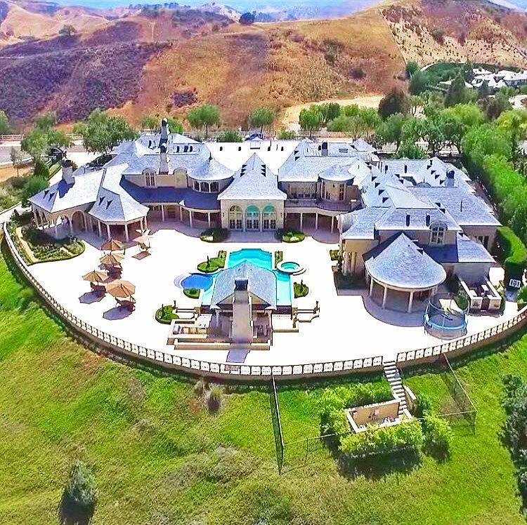 incredible mega mansion in the california hills on most popular modern dream house exterior design ideas the best destination id=61458