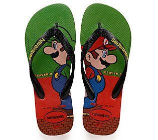 bcb6d47467ac Havaianas Men s Top Mario Bros Sandals in 2019