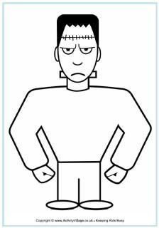 Halloween Colouring Pages   Halloween coloring, Halloween ...