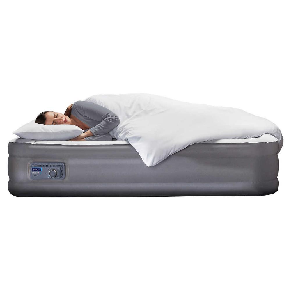 Aerobed Comfort Lock Queen Air Mattress Sofa Bed Mattress Air