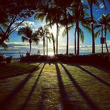 #honolulu #alohafriday #waikiki #alohakakahiaka #sunrise #oahu #northshore #surfphotography #808 #trulynewvintage #surfculture #hilife #luckywelivehawaii #playingtourist #hawaiistagram #hawaiiinstagram #paradise #surfboard #uhmanoa #shadow #palmtrees #tropical #uhm #hawaii #808state #surfersparadise #sailboat by trulynewvintage
