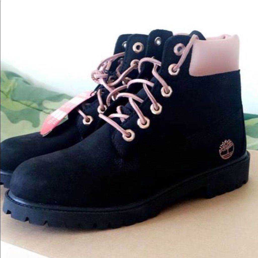 Timberland Shoes | Limited Edition Timberlands Rose Gold