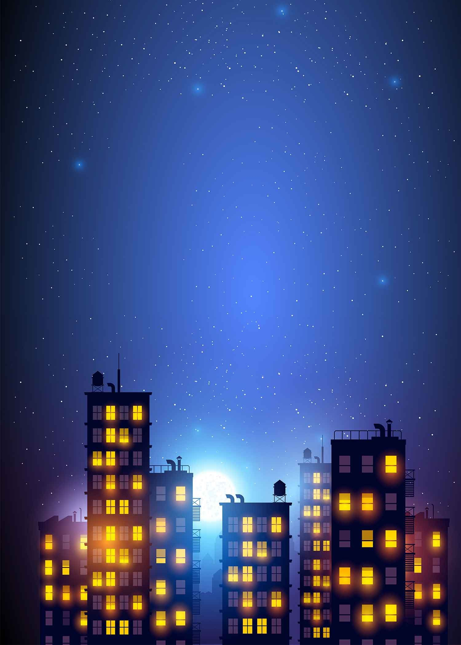 Super Hero City Background Mtmety 5x7ft Photo Studio Beautiful Moon Backdrops For Superhero Themed Birthday Party Photo Studio Pro Artes Cenario Roupas De Bebe