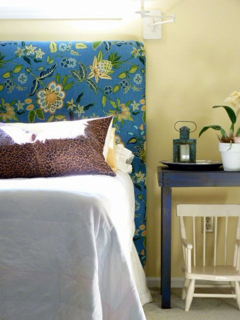 DIY Home Staging Tips: How to Make a Padded Headboard to Stage Your Bedroom