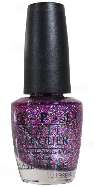 Opi Nail Polish Collection Hlb07 Show It Glow By