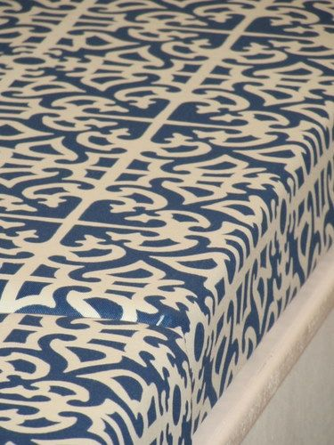 Beautiful Window Seat Cushions   I Think I Might Add A Nonslip Rubber Shelf Liner To  The