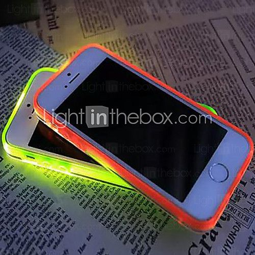 cover iphone 5 led
