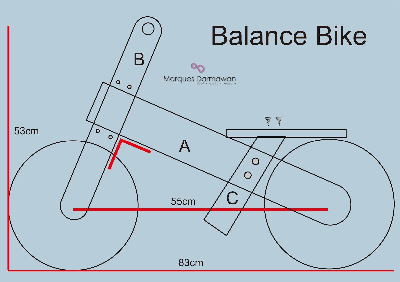 Wooden Balance Bike Plans Google Suche Dibujos Briquedos De