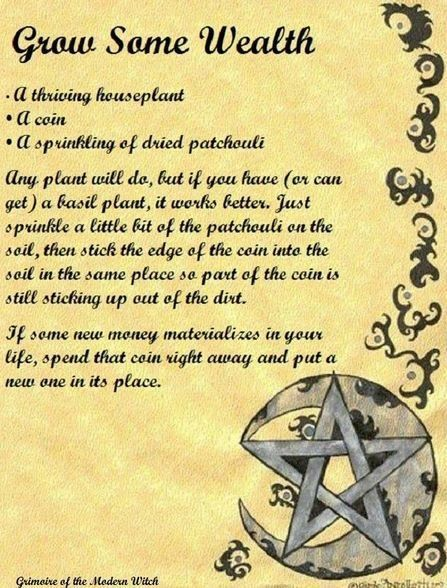 Magick | Witchcraft | Spells  #moneyspell