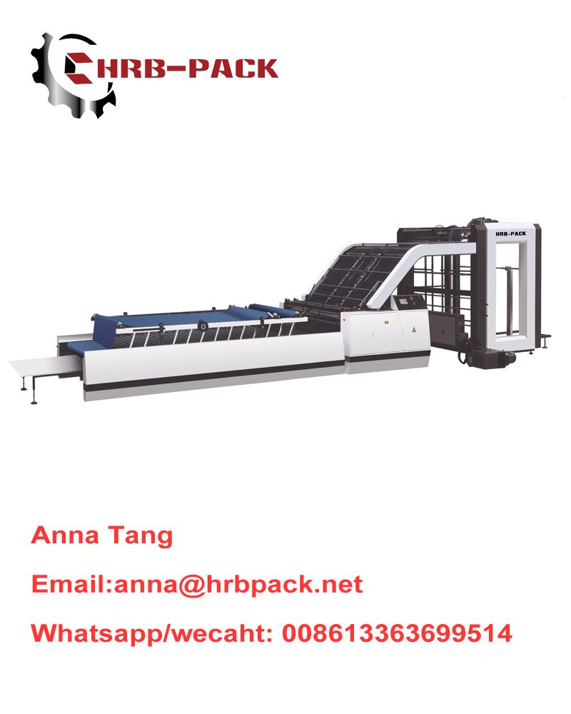 Flute Laminating Machine This Machine Use Bottom Sheet Automatic Sent By Suction Device And Top Sheet Feedi Corrugated Paper Cardboard Paper How To Make Paper
