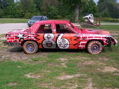 Demolition Derby Car Demolition Derby Cars Derby Cars Demolition Derby
