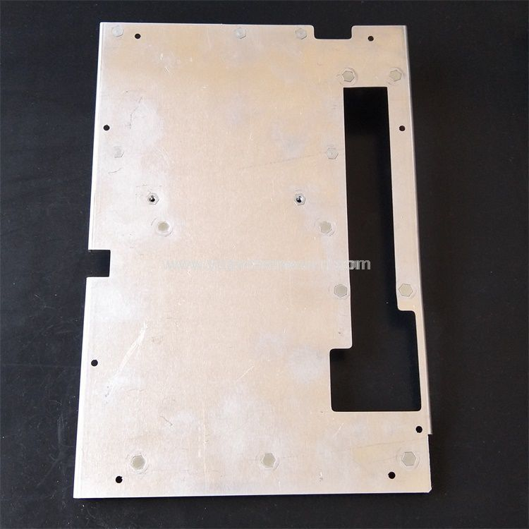 Aluminum Alloy Sheetmetal Support Riveting Forming Parts Thickness 1 5mm Size 195 5mm 120 5mm 15m Sheet Metal Fabrication Aluminium Alloy Sheet Metal Work