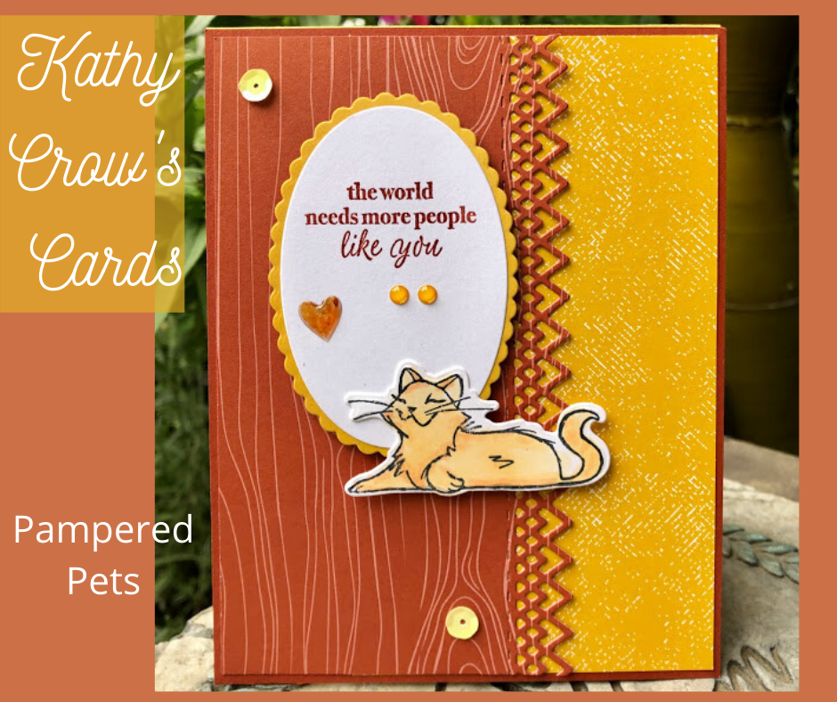 Pin on Cat cards