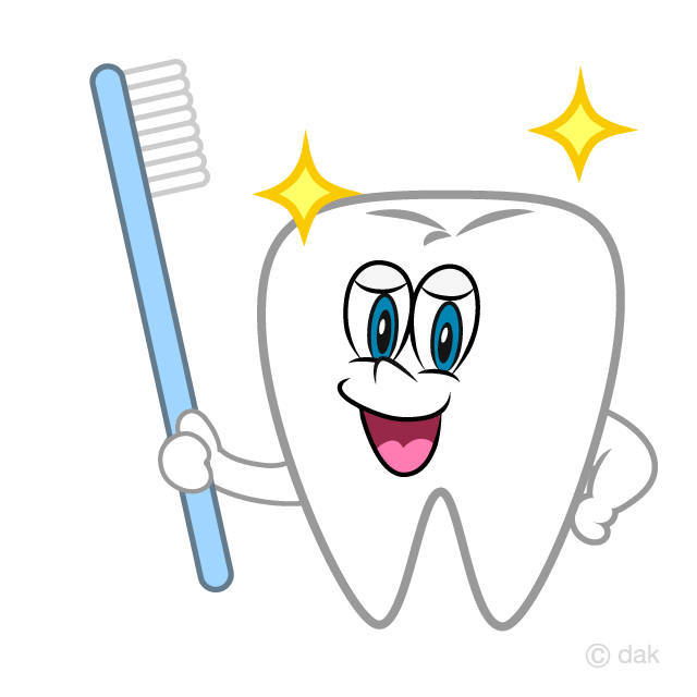 Today Is A Reminder To Take Care Of Your Teeth And To Remember To Brush Regularly Nationalbrushday Tooth Clipart Tooth Cartoon Clip Art