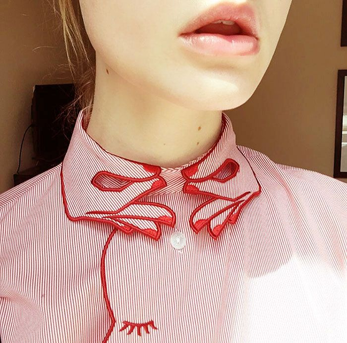 19 Creative Collars You'll Want To Wear Right Now