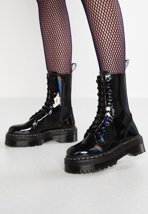 dr martins platform boots
