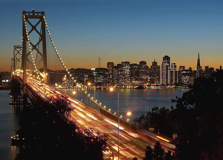 San Francisco bei Nacht Bilder, San francisco, Schöne bilder
