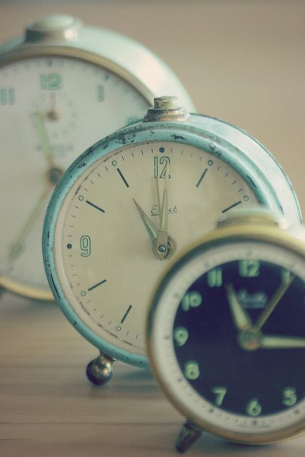 212 365 Time To Get Up Explored Clocks Vintage And