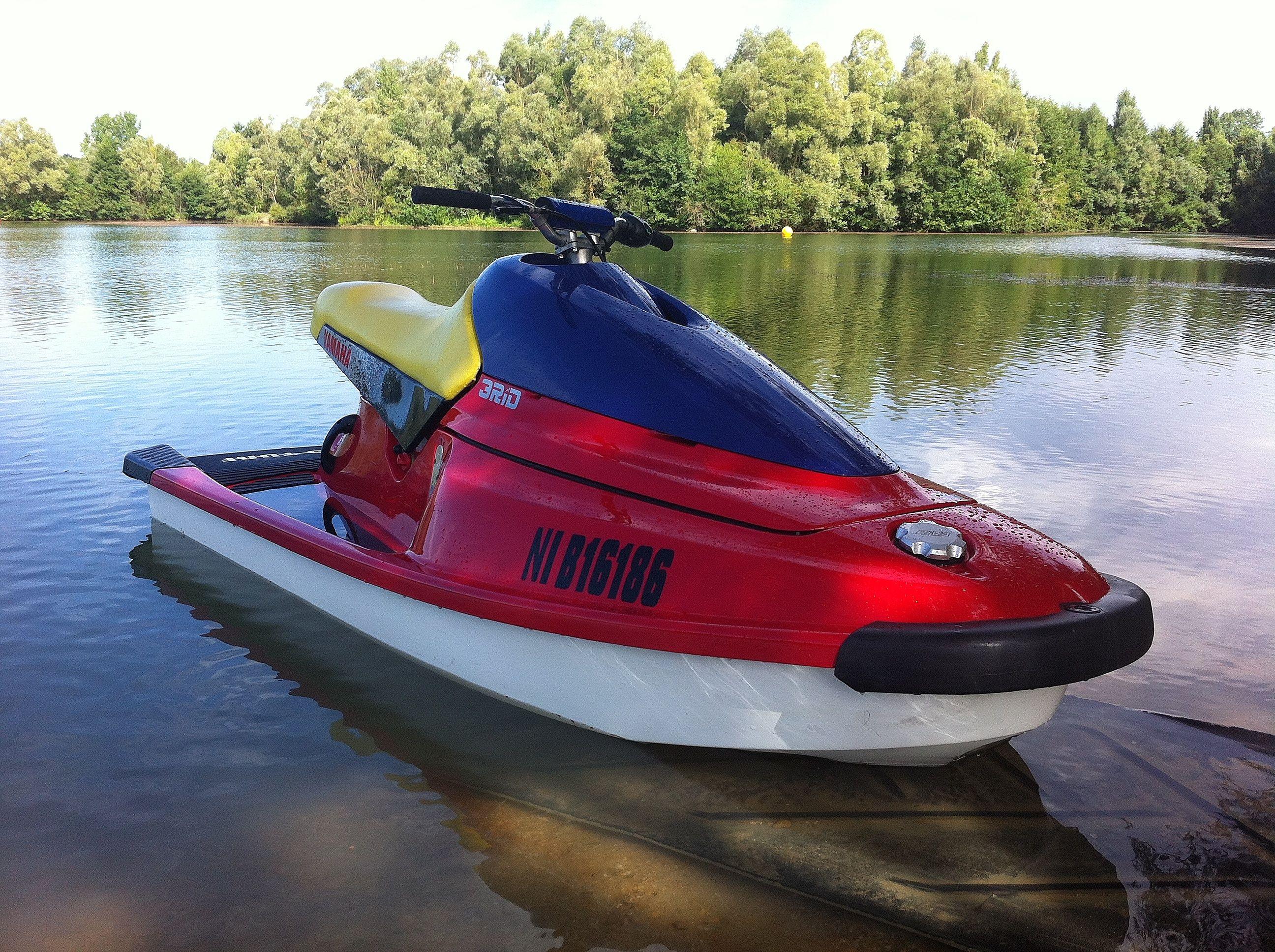 Blaster 1 760 | Waveblaster | Jet ski, Boat, Cars motorcycles