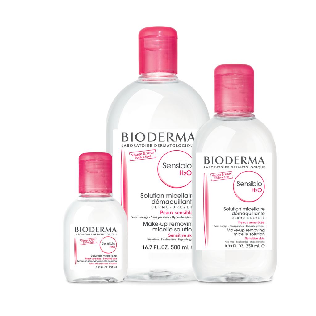 Sensibio H2O Micellar water, Sensibio, Bioderma sensibio