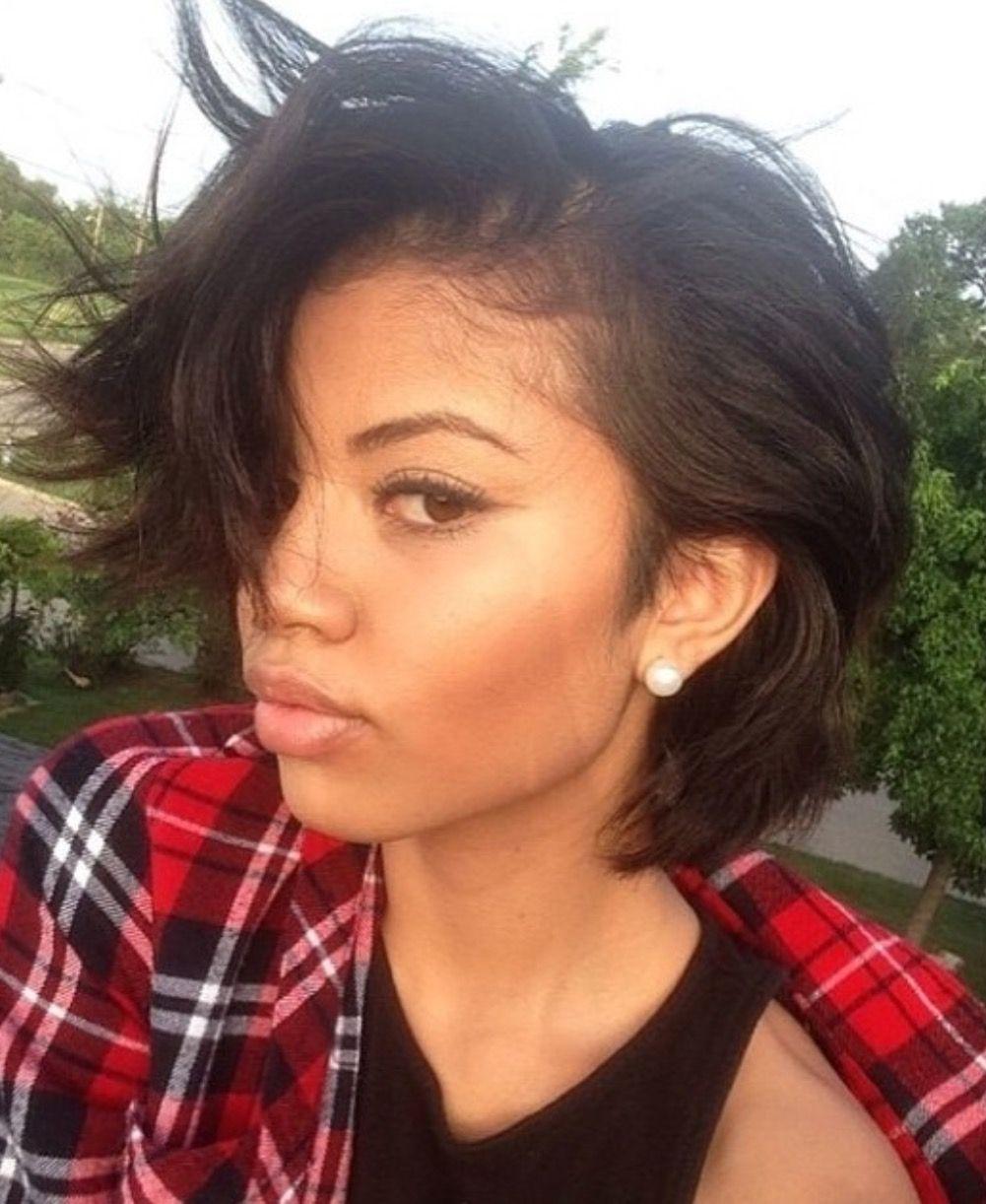 Pin by ebony williams on hair styles pinterest short hair styles