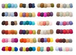 Resultado De Imagen Para Como Combinar Colores En Tejido Crochet Como Combinar Colores Combinar Colores Calcetines De Ganchillo