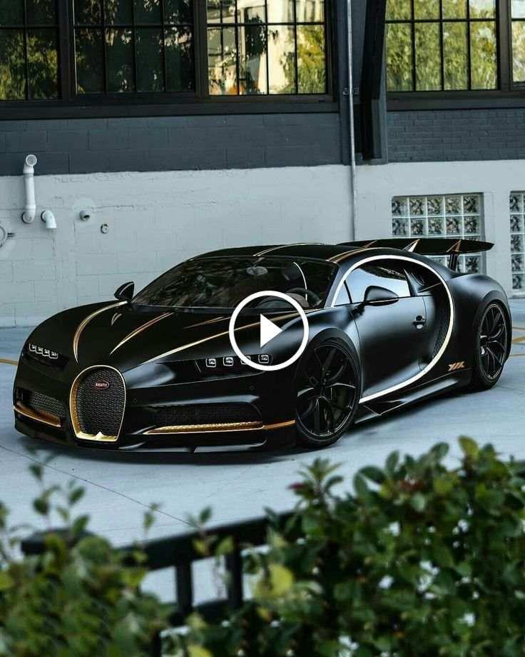 Bugatti Chiron. Watch high performance, sports car
